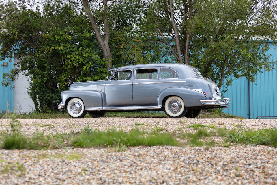 1947 Cadillac Series 75 Fleetwood Imperial Sedan  Chassis no. 3423194