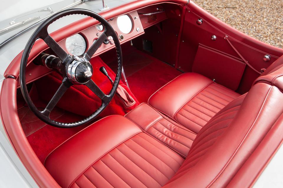 1952 Jaguar XK120 Roadster  Chassis no. 672703
