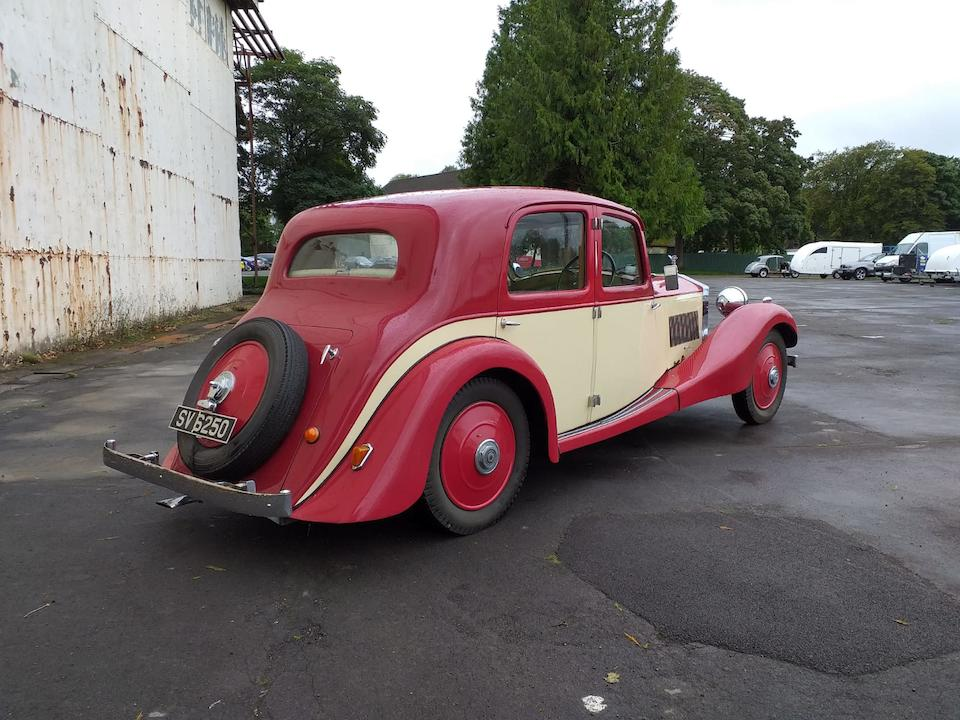 1930 Rolls-Royce 20/25   Chassis no. GWP28