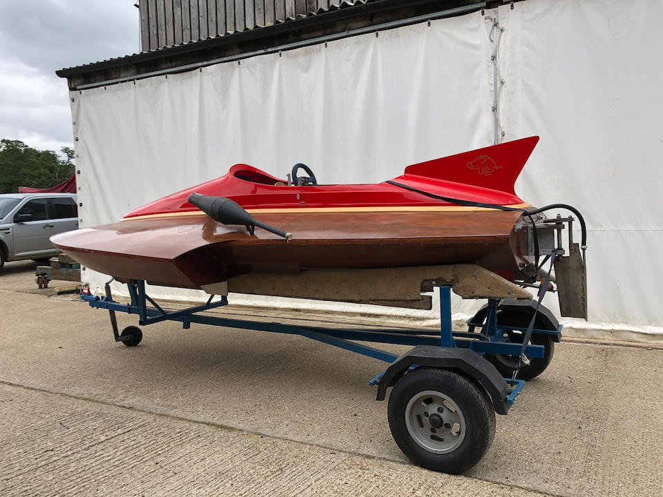 1961 Blakeney & Wells Ventnor Type 3 Pointer Hydroplane