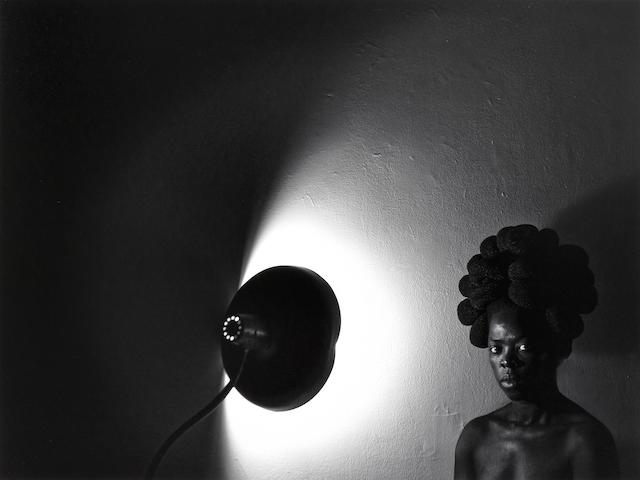Zanele Muholi (South African, born 1972) Sasa, Bleecker, New York, 2016 This work is accompanied by a signed certificate from the artist and is edition number 59/60.