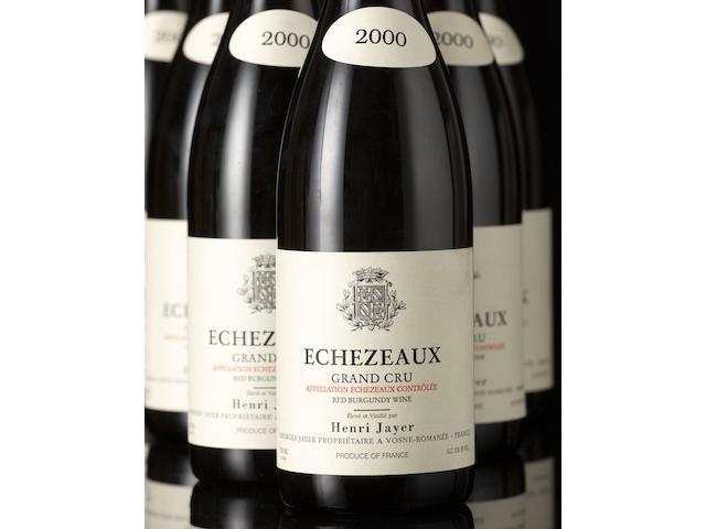 Echézeaux 2000, Georges Jayer/Henri Jayer (6)