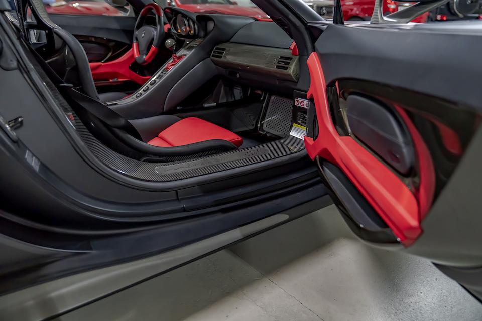 One of only 25 made,2007   Porsche Gemballa Mirage GT Coupé  Chassis no. WP0CA29855L001469