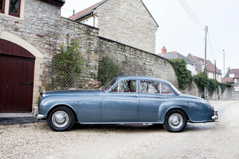 1962 Bentley S2 Continental Sports Saloon  Chassis no. BC105AR
