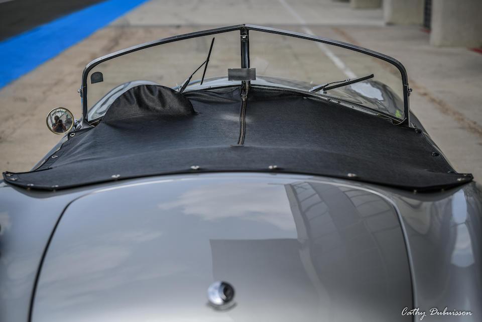 Le Mans 24 Hours participant 1960,1957 AC Ace-Bristol Roadster  Chassis no. BEX365