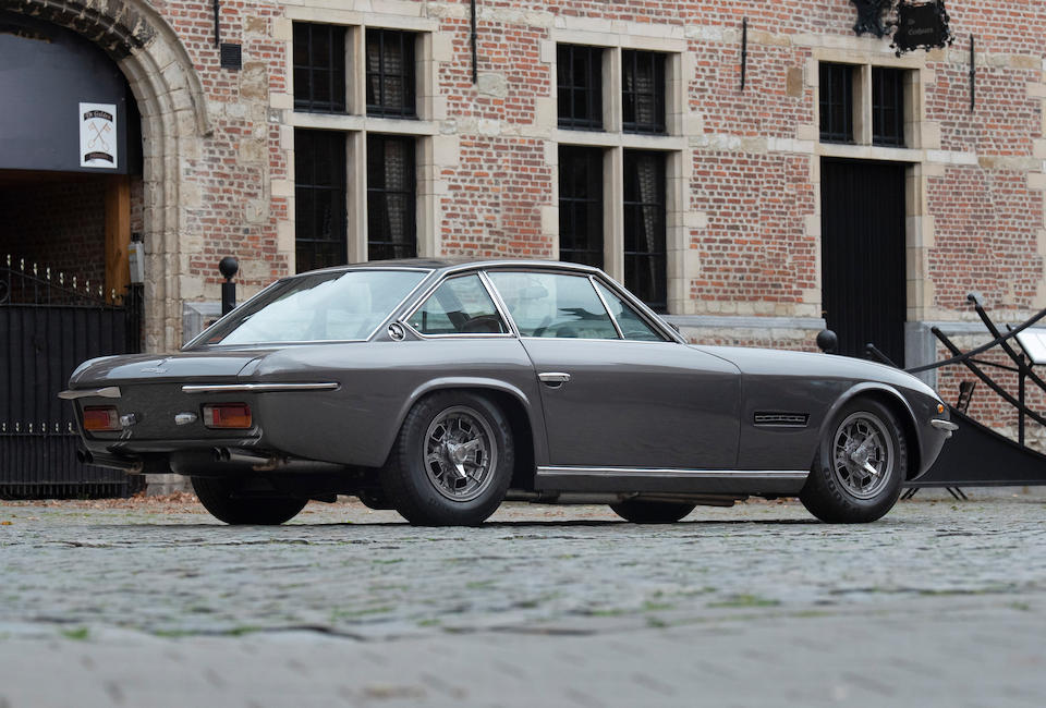 One of only 100 built,1969 Lamborghini Islero S Coupé  Chassis no. 400GT2216634 Engine no. 50212
