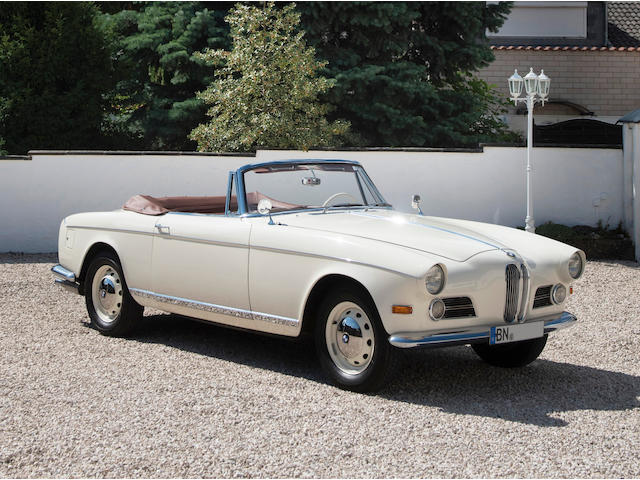1958 BMW 503 3.2-Litre Series II Cabriolet  Chassis no. 69264