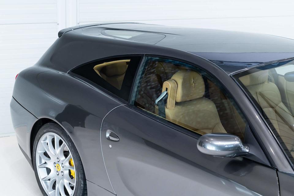 One-off,2005 Ferrari 612 Scaglietti Shooting Brake  Chassis no. ZFFAY54B000143566