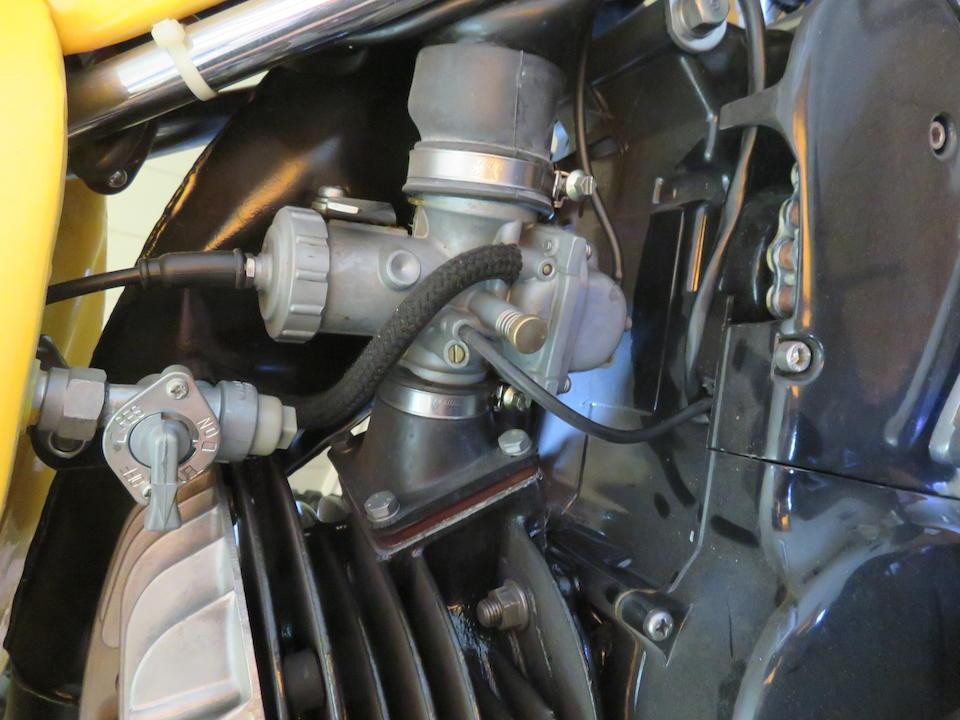 c.1974 Beamish Suzuki RL250 Trials Motorcycle Frame no. 101505 Engine no. 101505