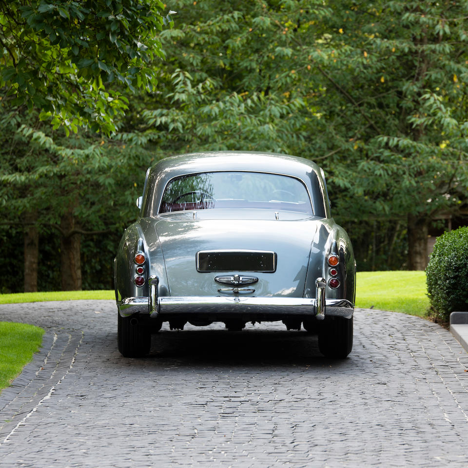 1956  Bentley  S1 Continental Coupé  Chassis no. BC59LAF Engine no. BC58A