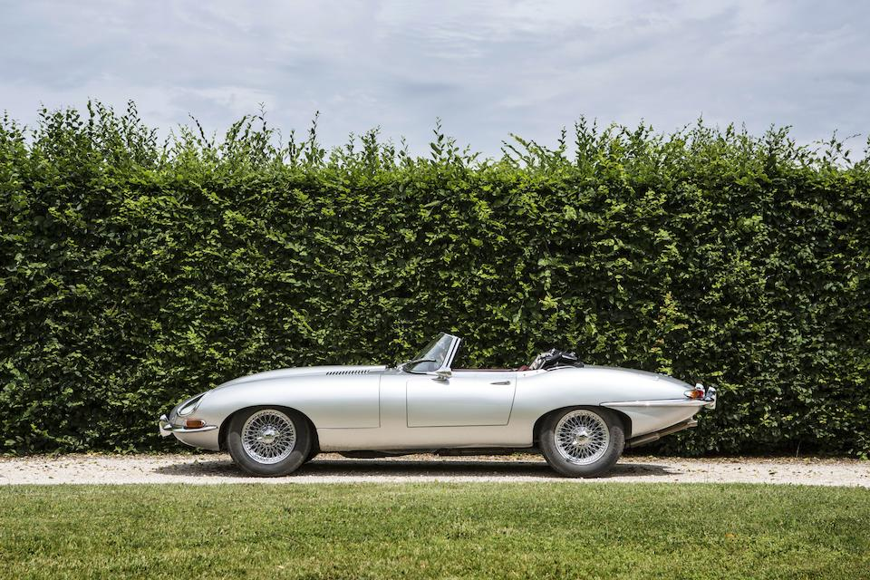 1965 Jaguar E-Type 4.2-Litre 'Series 1' Roadster  Chassis no. 1E 10552 Engine no. 7E 53218-9