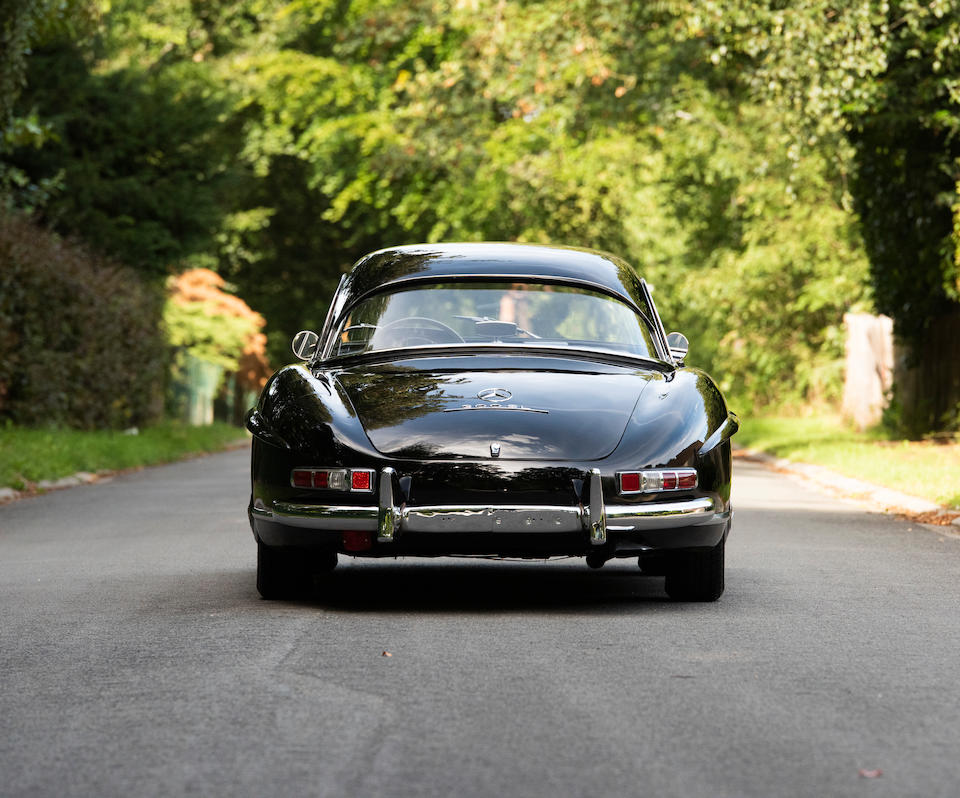 1958 Mercedes-Benz 300 SL Roadster with Hardtop  Chassis no. 8500255