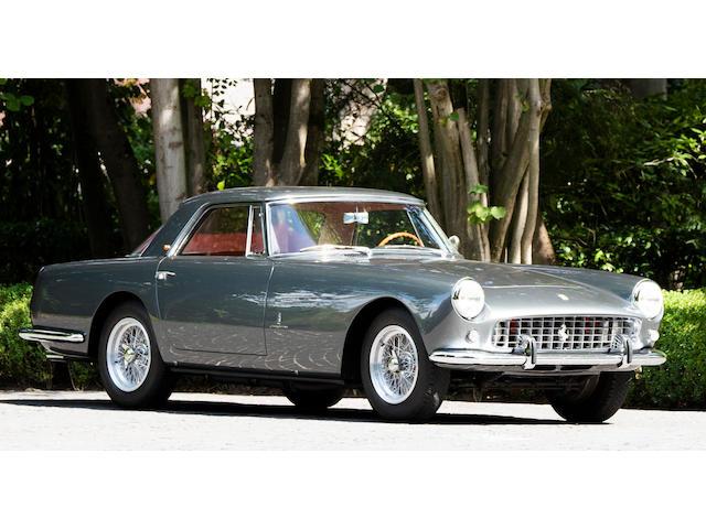 Ferrari Classiche certified,1958  Ferrari  250 GT Series I Coupé  Chassis no. 1201 GT Engine no. 1201 GT