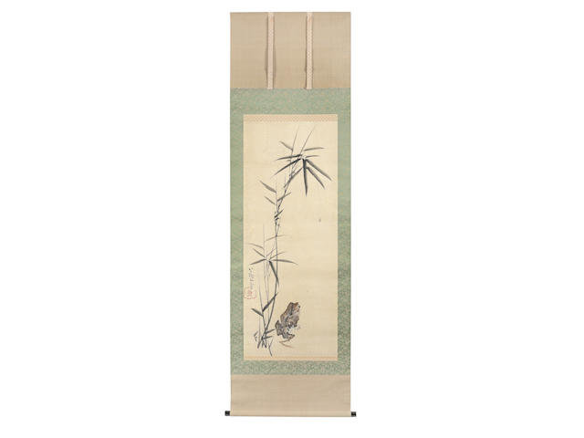 NAGASAWA ROSETSU (1754-1799)  Edo period (1615-1868), late 1790s (3)