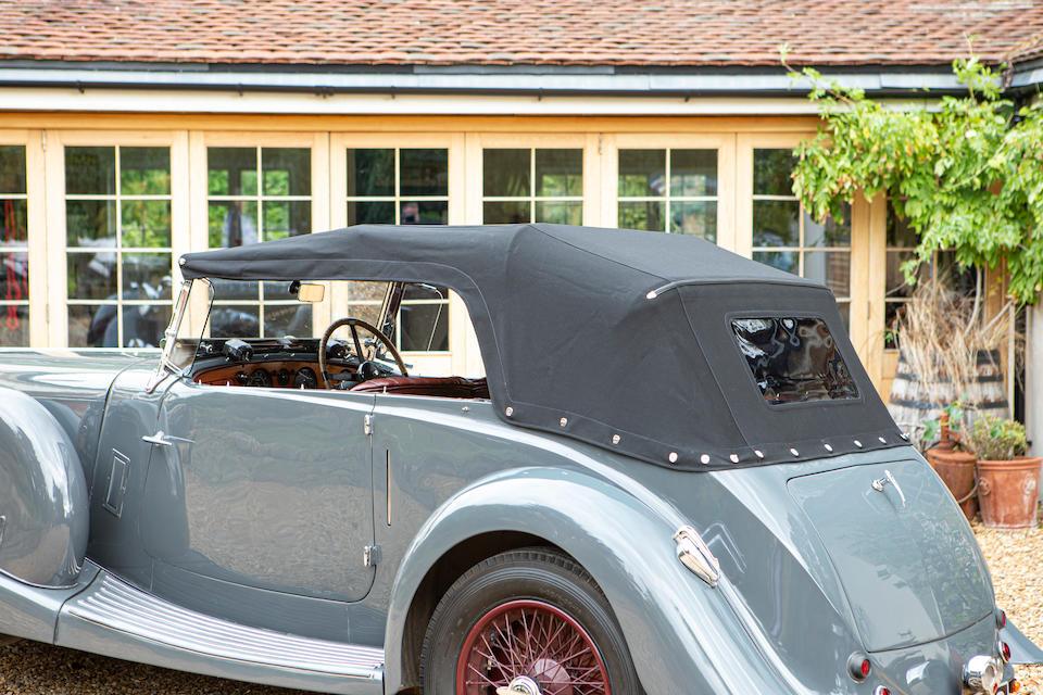 1936 Lagonda LG45 Sports Tourer  Chassis no. 12087