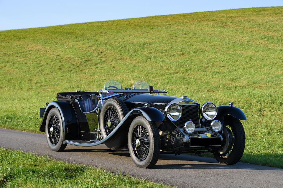 Offered from The Alps to Goodwood Collection,1931 Invicta 4½-Litre S-Type Low Chassis Sports 'Simplon'  Chassis no. S90