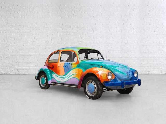 CRASH (John Matos) (American, born 1961) Beetle, 1995