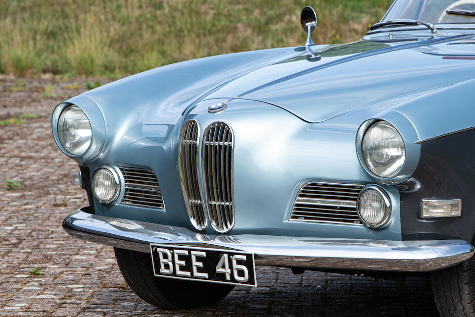 Offered from the estate of the late John Surtees, CBE,1957 BMW 503 3.2-Litre Cabriolet  Chassis no. 69141