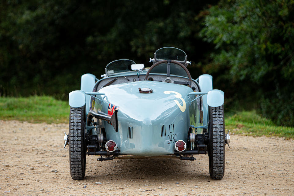 1933 Riley 9hp 'Brooklands Special'  Chassis no. 6023934 Engine no. 49330