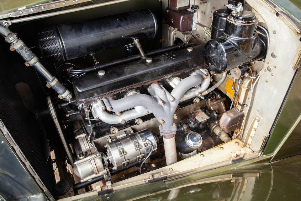 1935 Rolls-Royce 20/25 Open Tourer  Chassis no. GBJ38 Engine no. 524H
