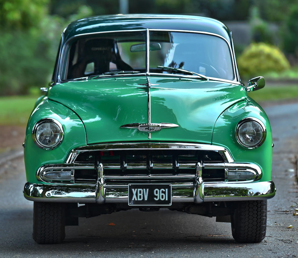 1952 Chevrolet Styleline Deluxe Coupé  Chassis no. 0R0772604F54Y
