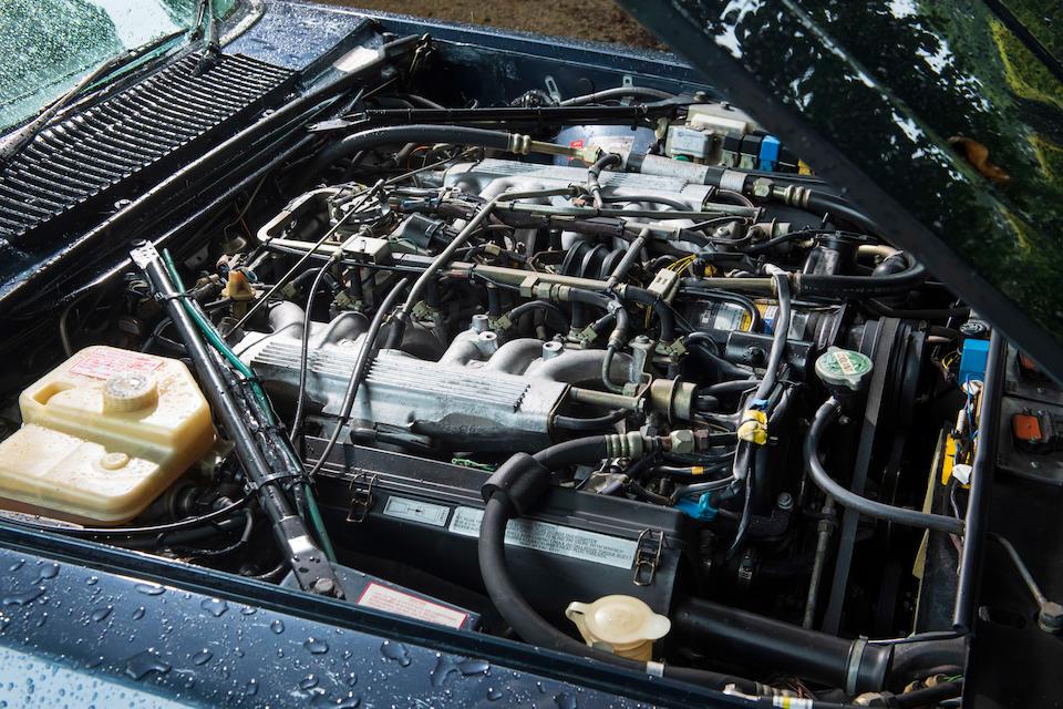 1989 Jaguar XJ-S V12 Convertible  Chassis no. SAJJNADW3DB157017