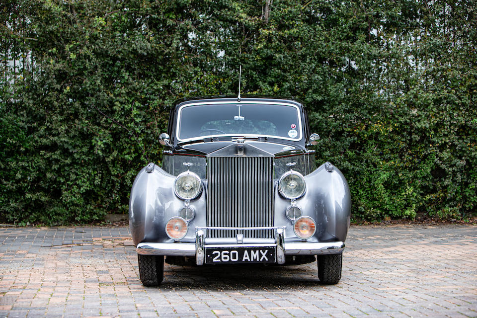 1954 Rolls-Royce Silver Dawn  Chassis no. 5P3G