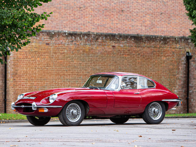 1969 Jaguar E-Type Series 2 4.2-Litre Coupé  Chassis no. 1R20342