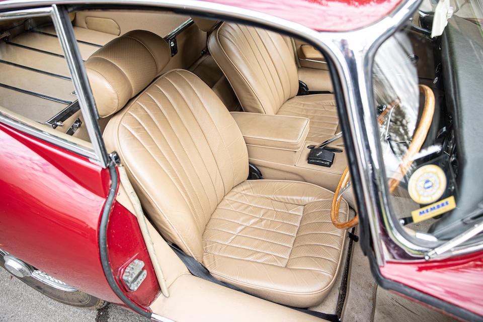 1969 Jaguar E-Type Series 2 4.2-Litre Coupé  Chassis no. 1R20342