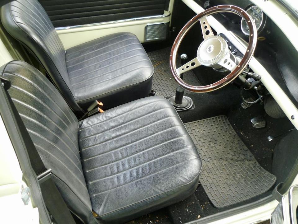 1976 Mini Pickup 1,275cc  Chassis no. XKU1-310169A