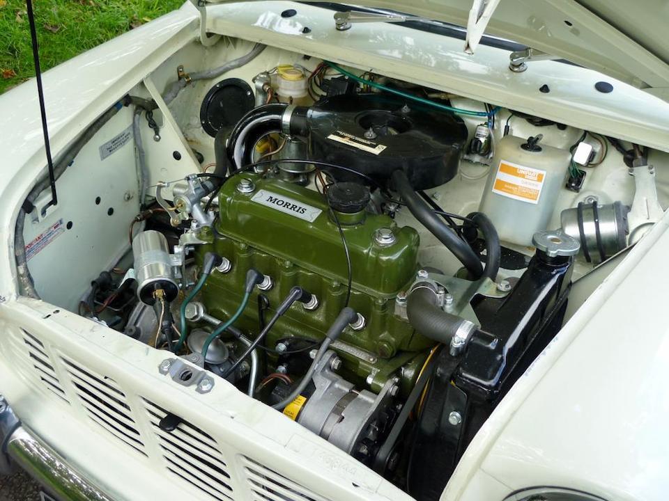 1979 Mini 850 Van  Chassis no. V/146844L