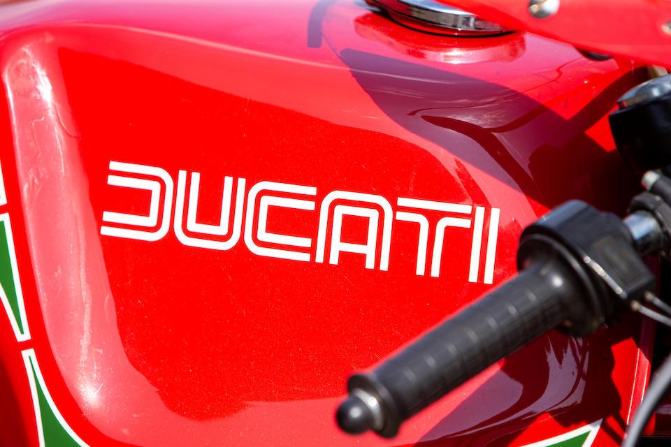 1981 Ducati 864cc Mike Hailwood Replica Frame no. DM900 SS 901036 Engine no. DM860 091611