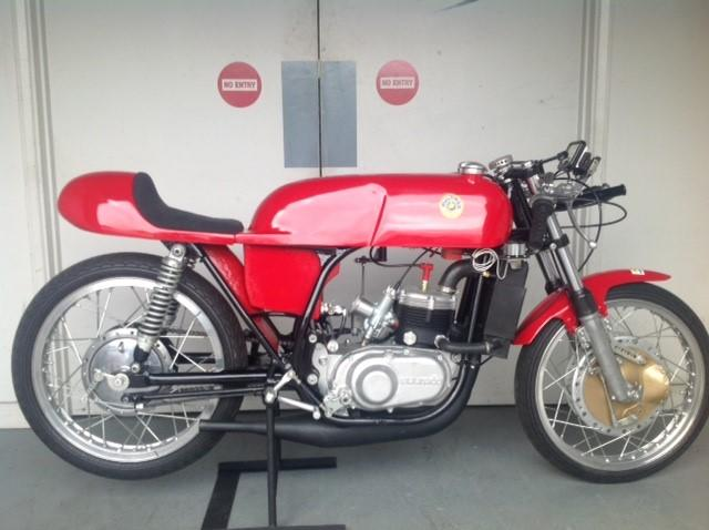 The ex-John Pearson, 1969 Bultaco 125cc TSS Grand Prix Racing Motorcycle Frame no. B-600621 Engine no. 600621-6