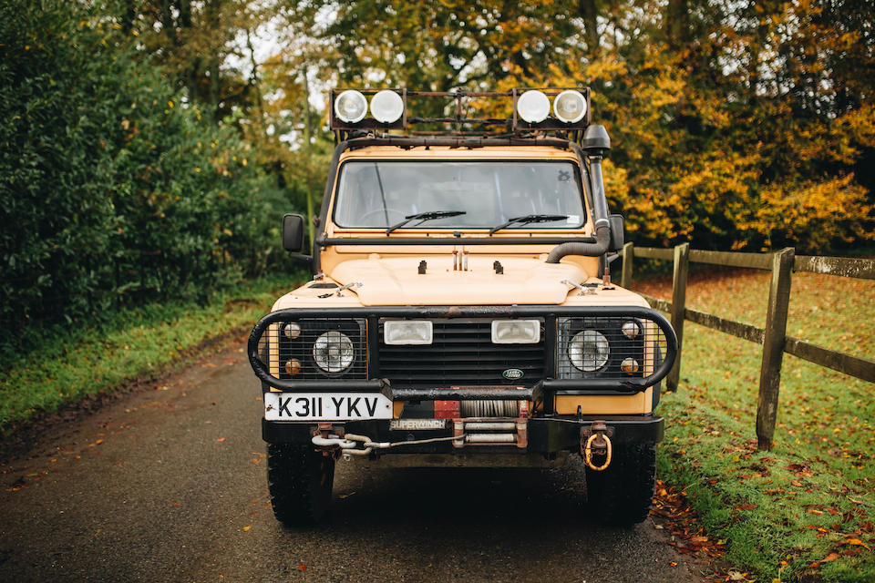 1992 Land Rover 4x4 'Camel Trophy'  Chassis no. SALLDHMF7JA918763