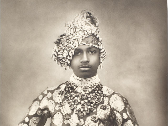 JEHANGIR (SORABJI) Princes and Chiefs of India. A Collection of Biographies and Portraits of the Indian Princes and Chiefs and Brief Historical Surveys of the Territories... Revised and Completed by F.S. Jehangir Taléyarkhan, 3 vol., FIRST EDITION, Waterlow & Sons, 1903