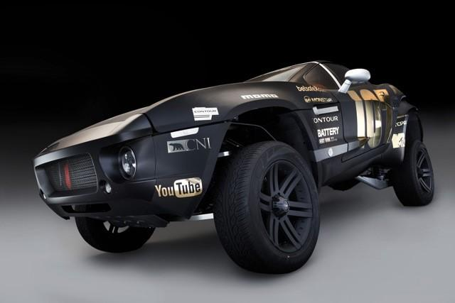 2012 Local Motors Rally Fighter  Chassis no. 007
