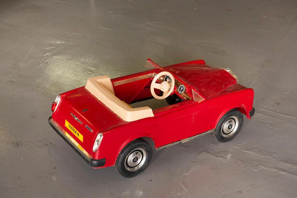 Rolls-Royce Corniche Child's Car by Triang, 1980s,