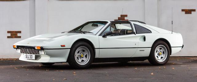 1984 Ferrari 308 GTS QV Targa Coupé  Chassis no. 51763