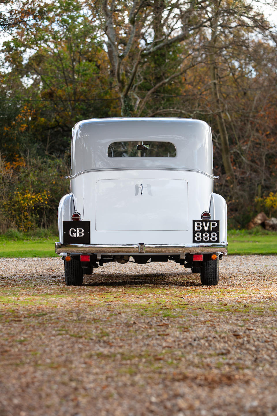 1936 Rolls-Royce 20/25hp Saloon  Chassis no. GTK30