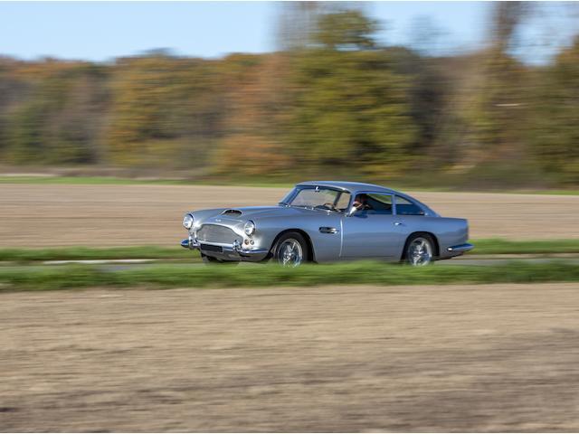 1960  Aston Martin DB4 Series II Sports Saloon  Chassis no. DB4/296/L Engine no. 370/317