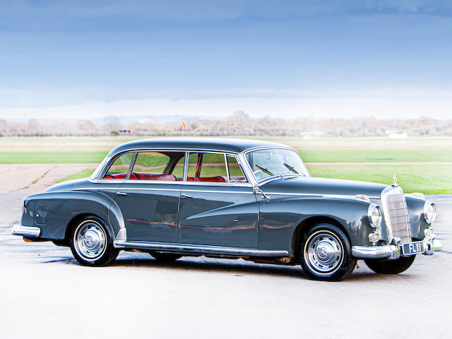 1961 Mercedes-Benz 300d 'Adenauer' Limousine  Chassis no. 189.010.22.002641