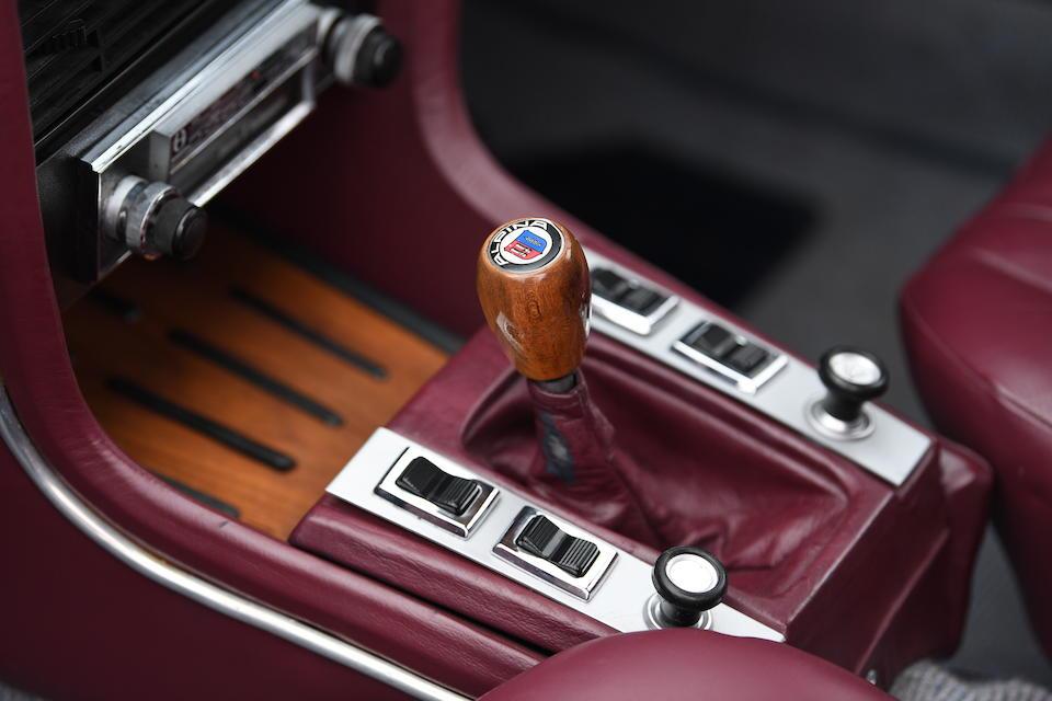1974 BMW 3.0/3.5 CSi Coupé   Chassis no. 2265786