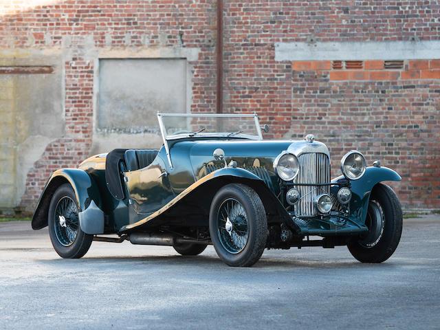 1933 Lagonda 16/80hp Sports  Chassis no. S10304