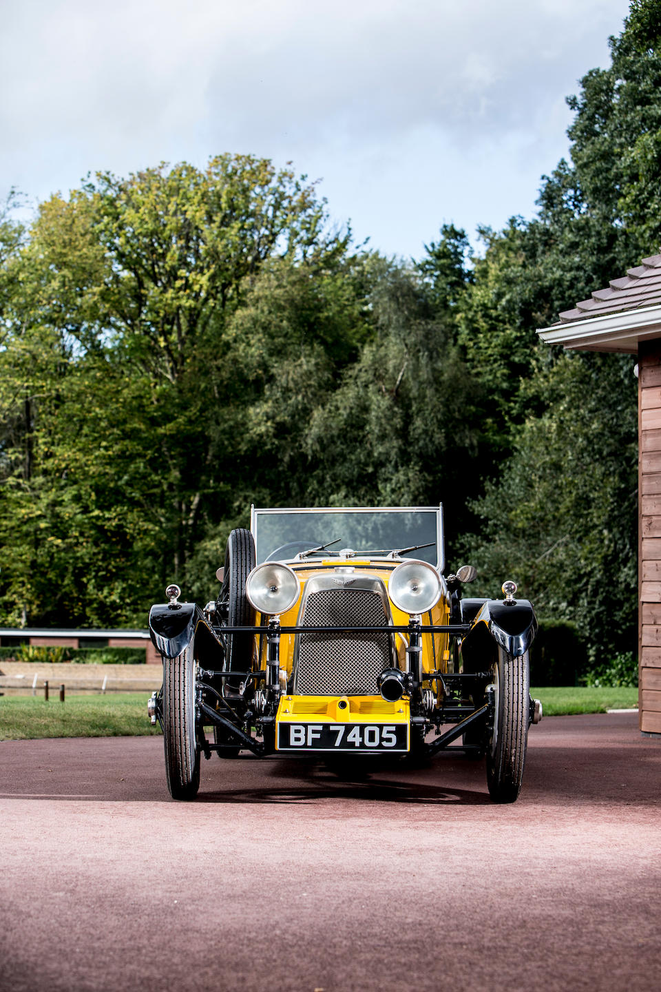 The London Motor Show; Ex-Maharajah of Patiala,1928 Aston Martin 1½-Litre Standard Sports Model  Chassis no. TS10 Engine no. ST18