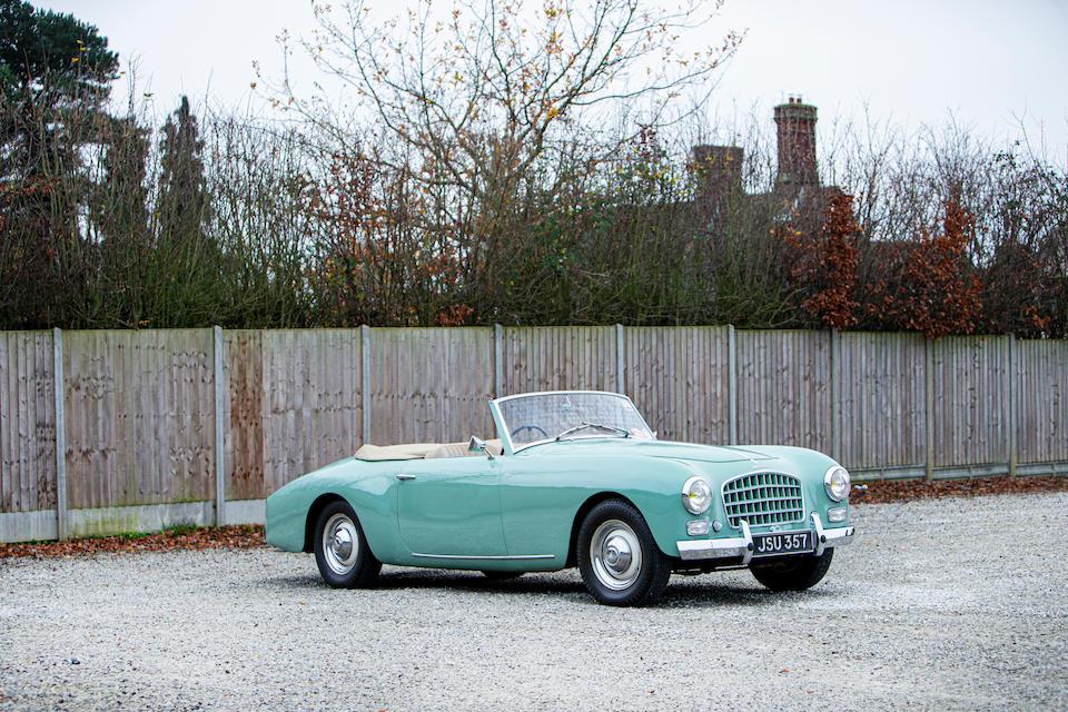 1953 Alvis TC21 3-Litre Cabriolet Sport  Chassis no. 25255
