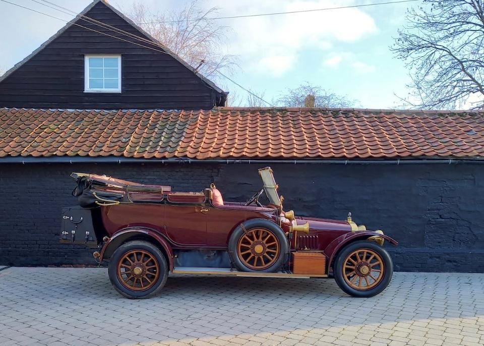 1914 Sunbeam 16/20 Cabriolet  Chassis no. AF379