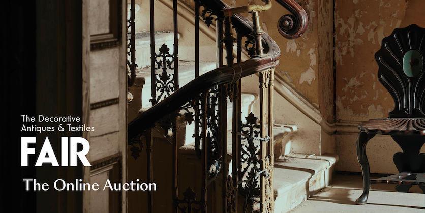 News: Bonhams and Battersea Decorative Antiques and Textiles Fair Announce Online Auction for January 2021