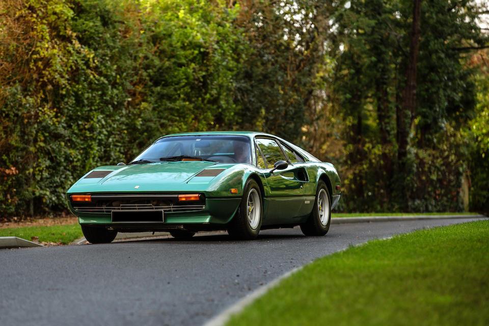 1977 Ferrari 308 GTB Berlinetta  Chassis no. 22183 Engine no. 02591