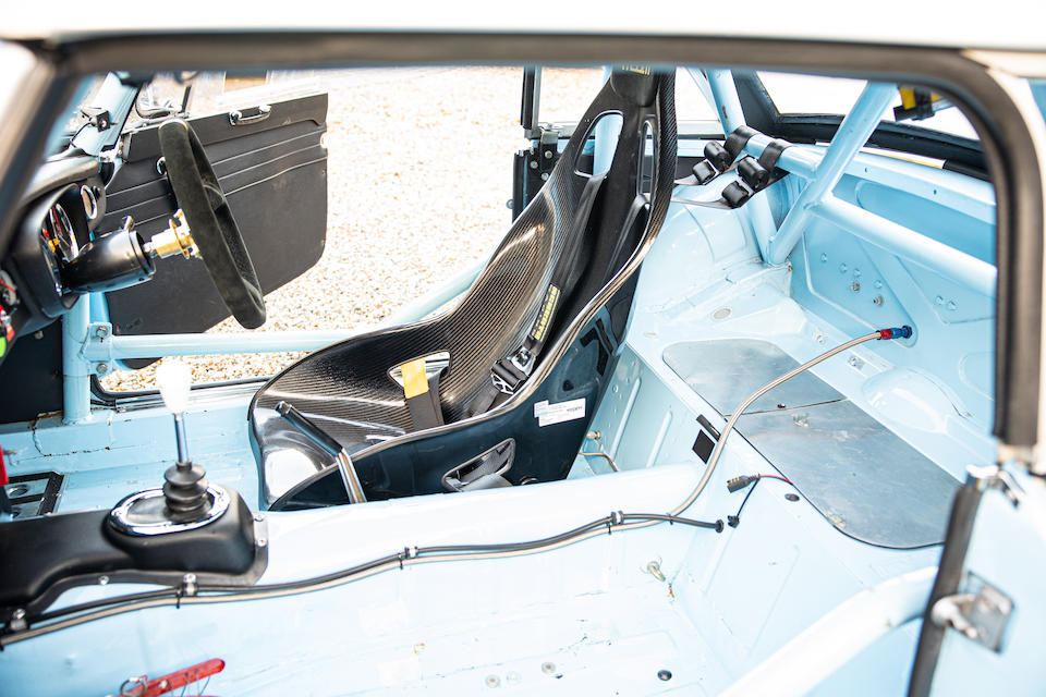 The Property of a Gentleman and Racing Enthusiast,1965 MG  B Roadster Competition  Chassis no. GHN351103