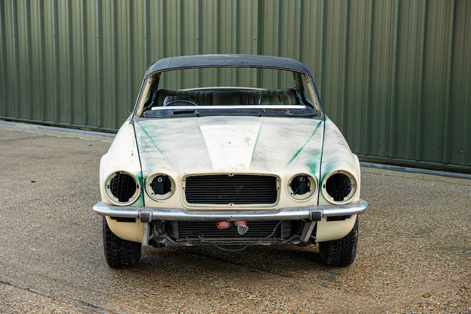 The Property of a Gentleman and Racing Enthusiast,1973 Jaguar XJC Prototype  Chassis no. 2J1002BW